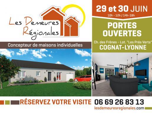 Portes ouvertes à Cognat-Lyonne les 29 et 30 jion