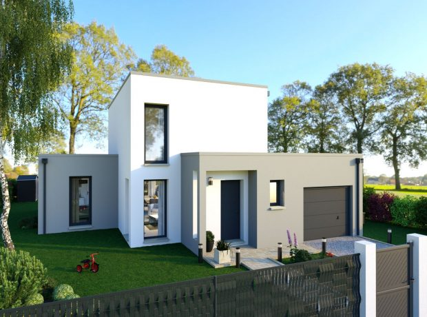 Maison de 99 m² à Vonnas