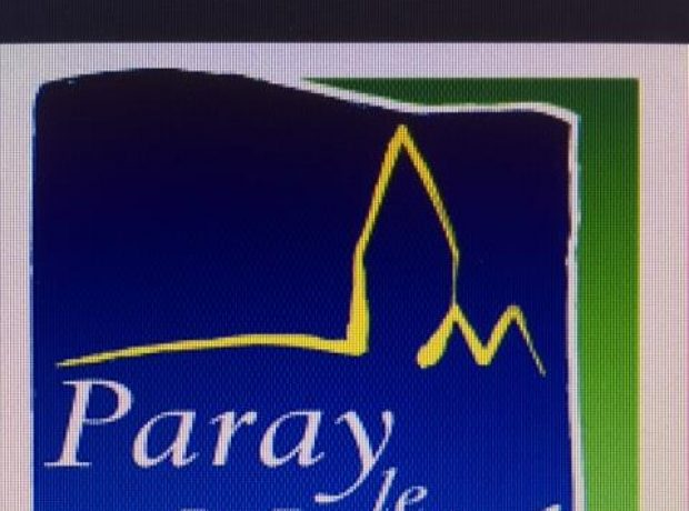 Centre ville de 71600 PARAY LE MONIAL
