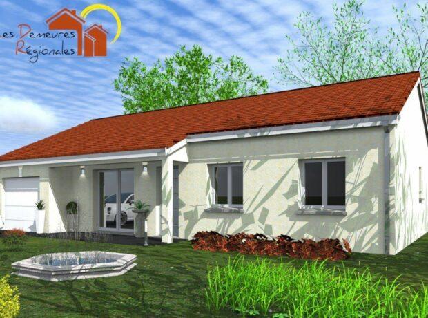 Découvrir le plan de maison Sacha 1