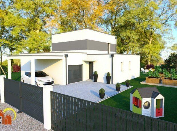 Découvrir le plan de maison Sofia