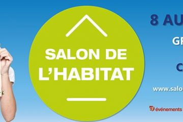 Salon de l'habitat de Cournon